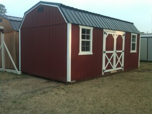 Great Deals on Wood Buildings Extras!